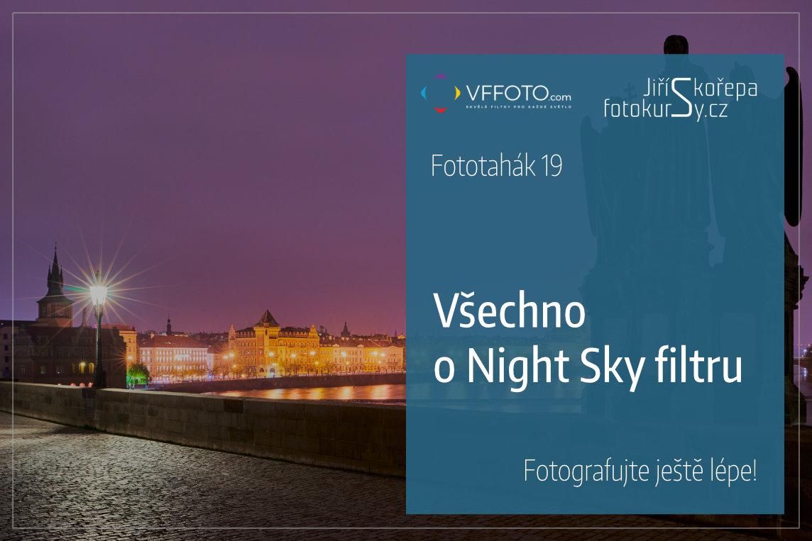 Všechno o Night Sky filtru VFFOTO