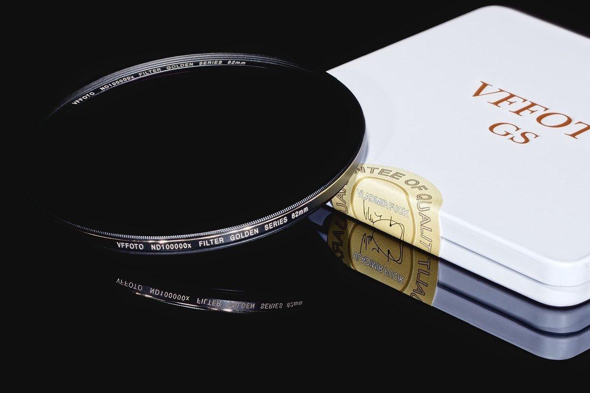 ND filtr 100000x VFFOTO GS 82 mm