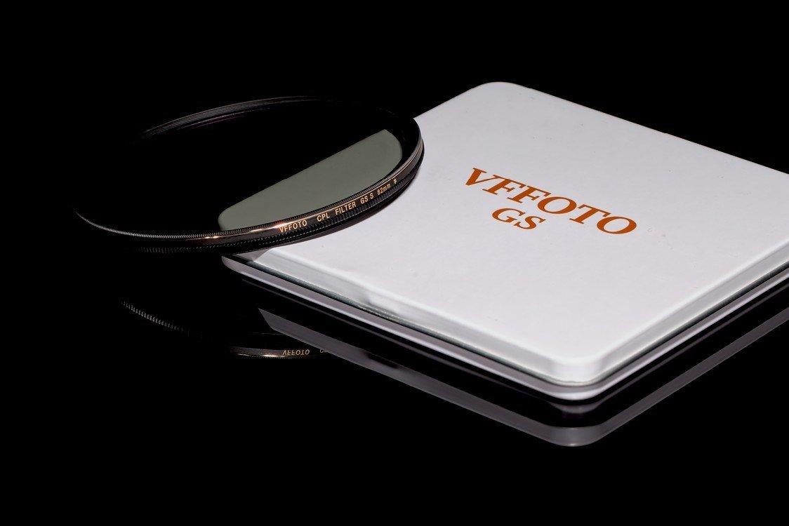 polarizační filtr VFFOTO GS S 82 mm