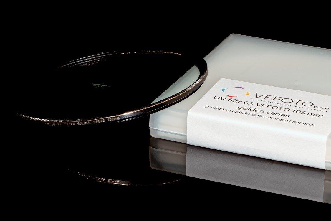 UV filtr VFFOTO GS 105 mm